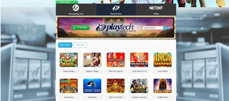 Fun88 Online Live-Casino and Slots - Slots