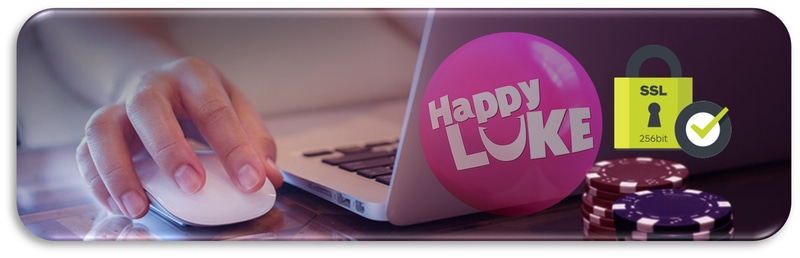 Register to Happyluke - Fast, Safe and Secure