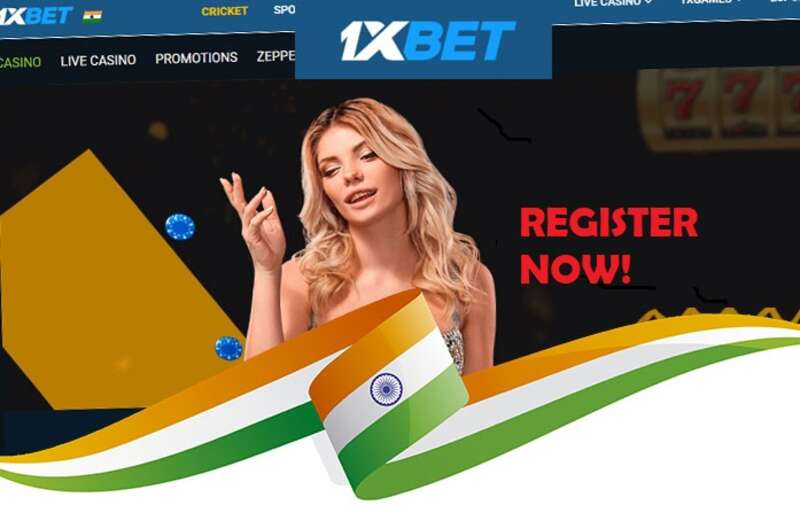Enjoy the Largest Betting Site in India When You Register to 1xbet