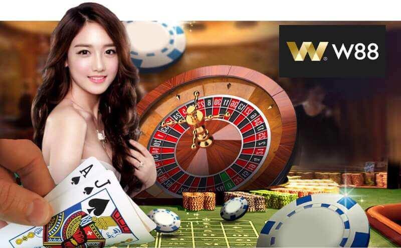 Blackjack in Casino W88 Leads to Great Wins