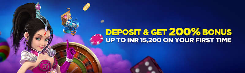 Deposit Promotions of Up To 15,200 for New Members
