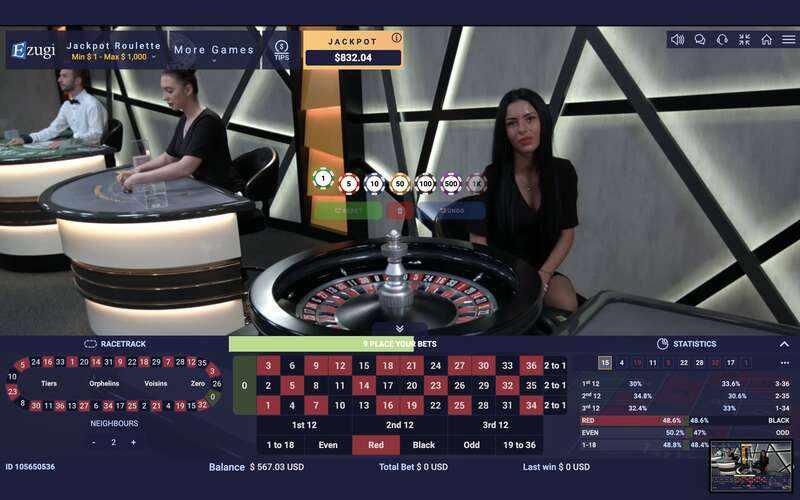 Enjoy The Best Platform for Roulette Games Online - Club Ezugi
