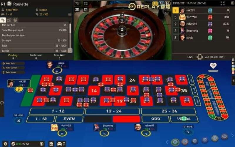 European Roulette Game Casino to Enjoy at W88 India