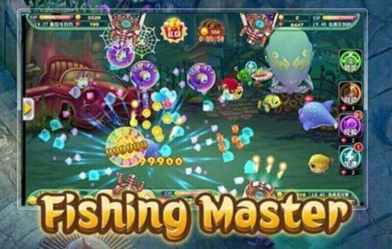 Fishing Games You Can Play to Shoot Fish for Reward