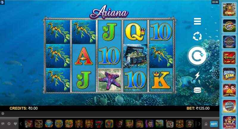 Offered Games in Microgaming W88 Review - Ariana