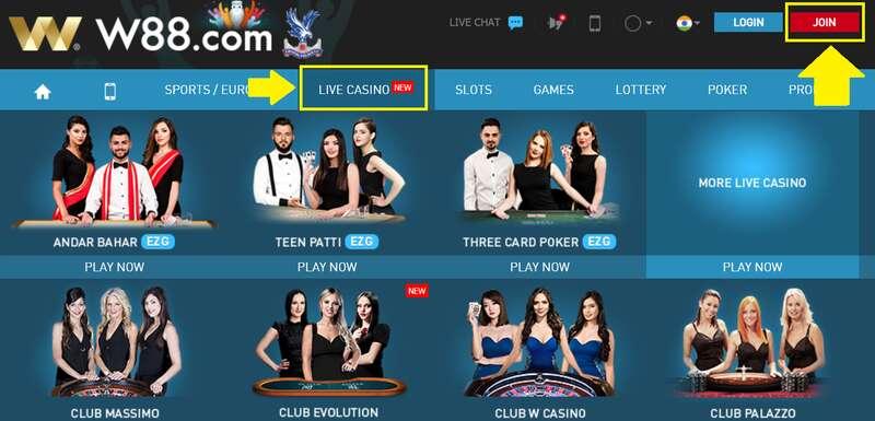 Secure Ways to Play Blackjack Casino Online in W88