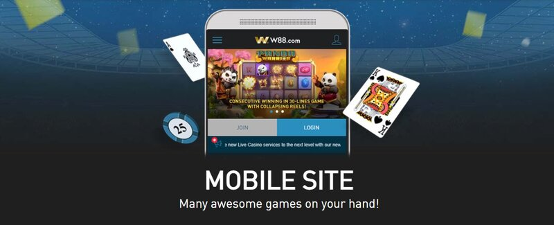 Visit m W88 Today and Start Playing India Online Gambling