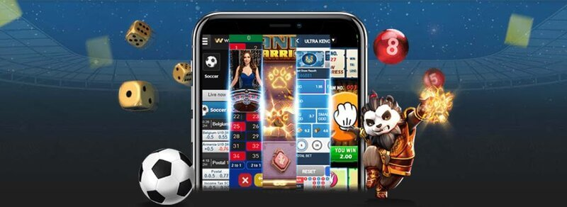 W88 Mobile - Convenient Casino and Sports Betting Online