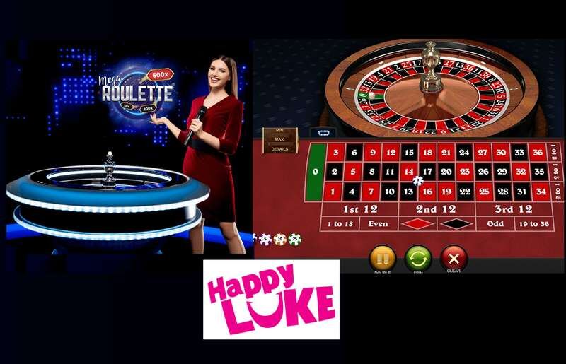 Roulette Games Online You Can Play at HappyLuke