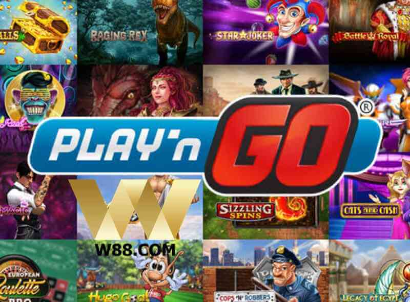 The Best Play'n Go Online Experience Awaits at W88