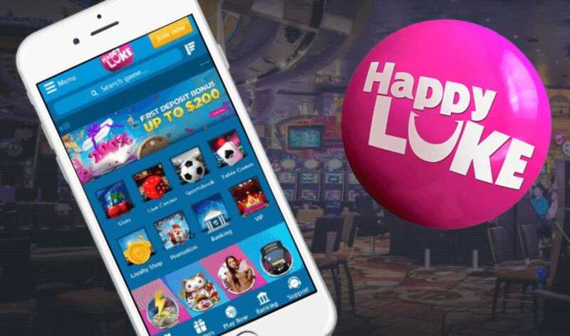 Enjoy Expert Mobile Solutions with Live Chat HAPPYLUKE