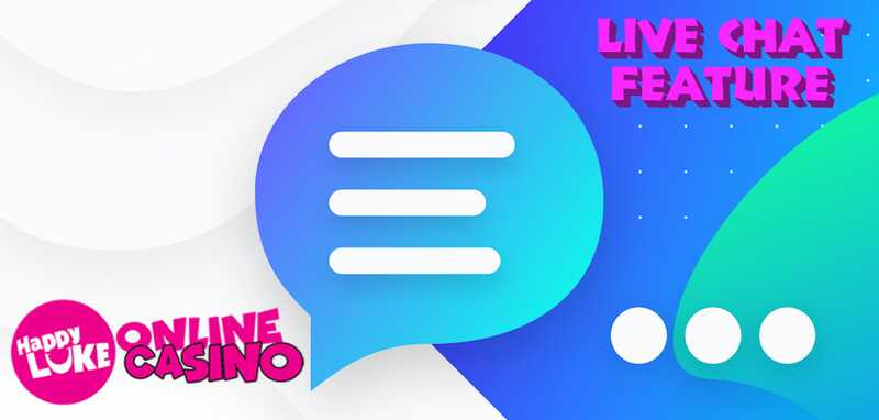 Find your Answers Quickly with Live Chat Happyluke
