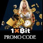 1XBIT Promo Code Feature